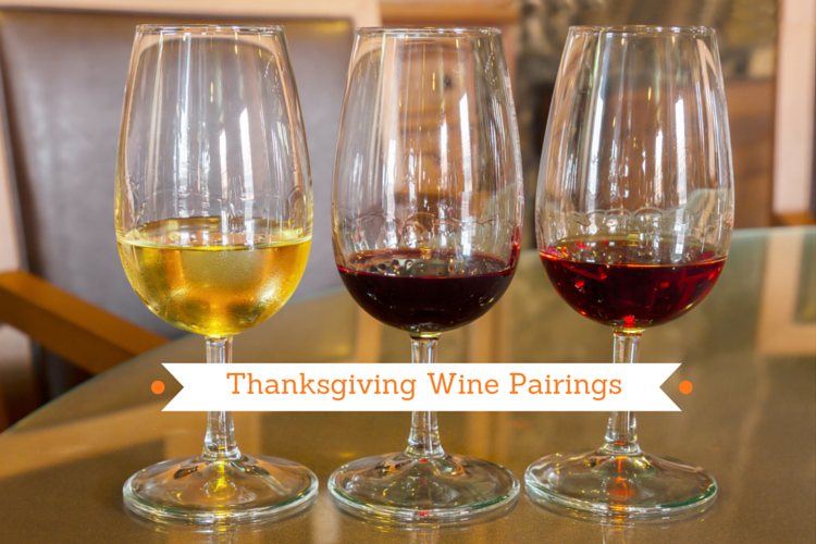 Find the perfect wine that will please all your guests with these Thanksgiving Wine Pairings.