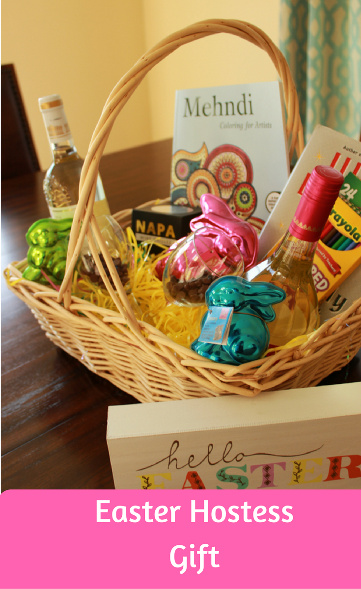 What to give Easter Host