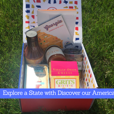 Explore a State with Discover Our America