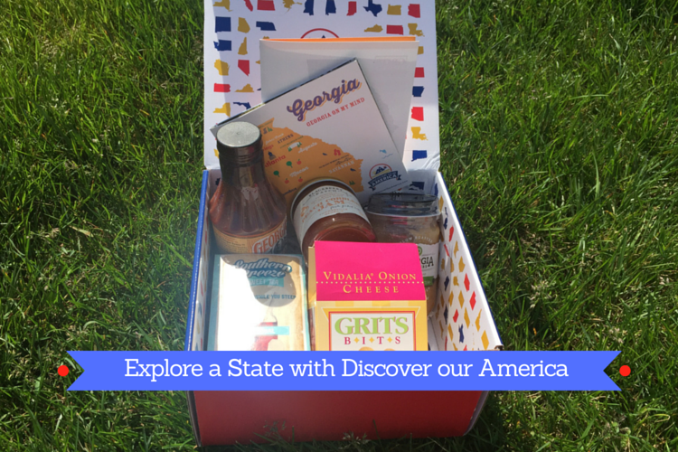 Discover our America subscription boxes offer families a way to travel, learn and explore a state without ever leaving home.