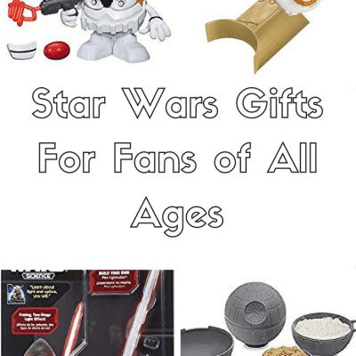 Star Wars Gifts for Fans of all Ages