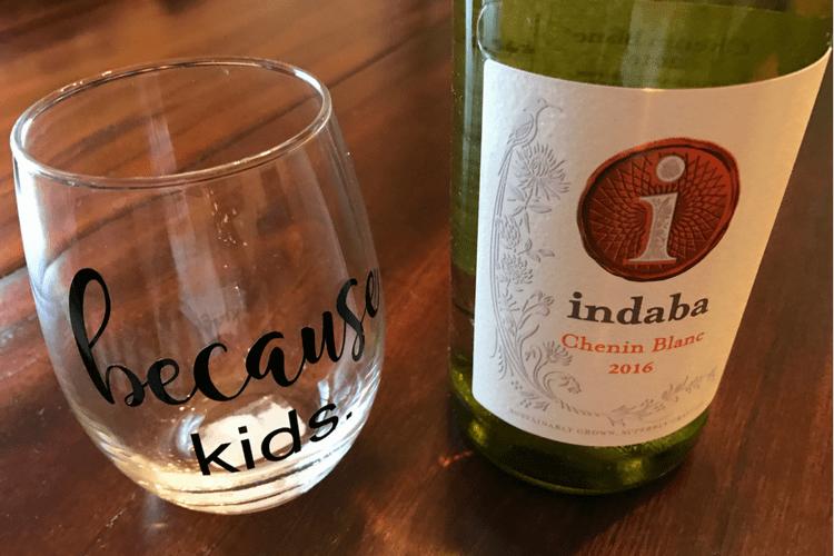 Indaba wine