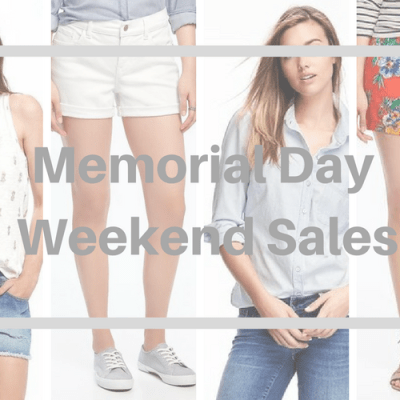 Memorial Day Summer Style Sale