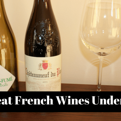 5 Great French Wines Under $20