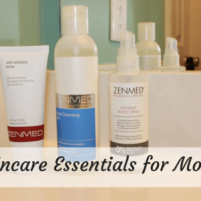 4 Skincare Essentials for Moms