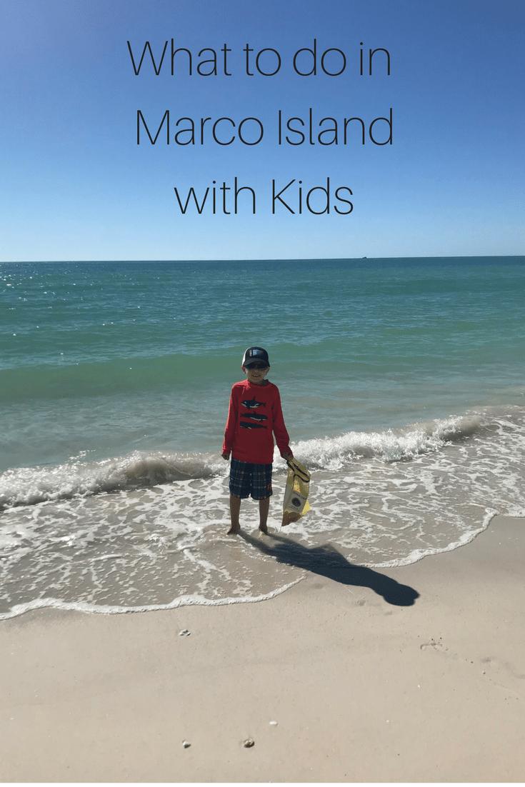 Kids Marco Island Florida