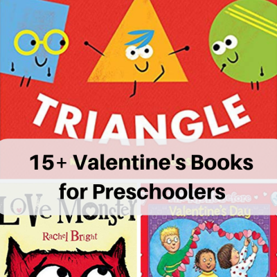 15+ Valentine's Books for Preschoolers