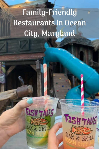 Family-Friendly Dining in Ocean City Maryland