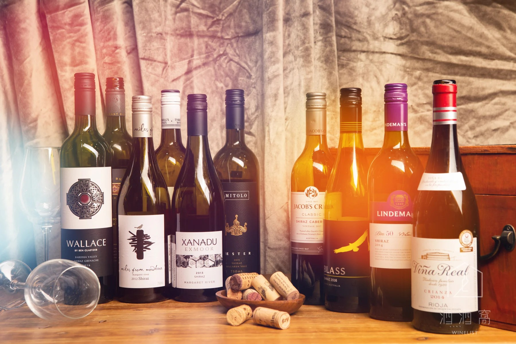 紅酒界的陽光肌肉男:澳洲Shiraz紅酒 | 主題酒單 | 酒酒窩