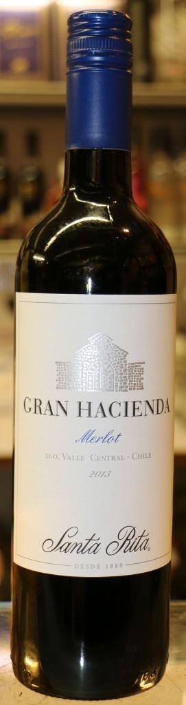 #11 Chilean Merlot