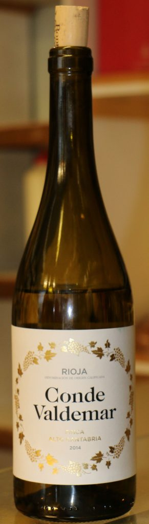 White Rioja