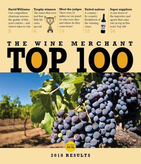 The Wine Merchant Top 100 2018