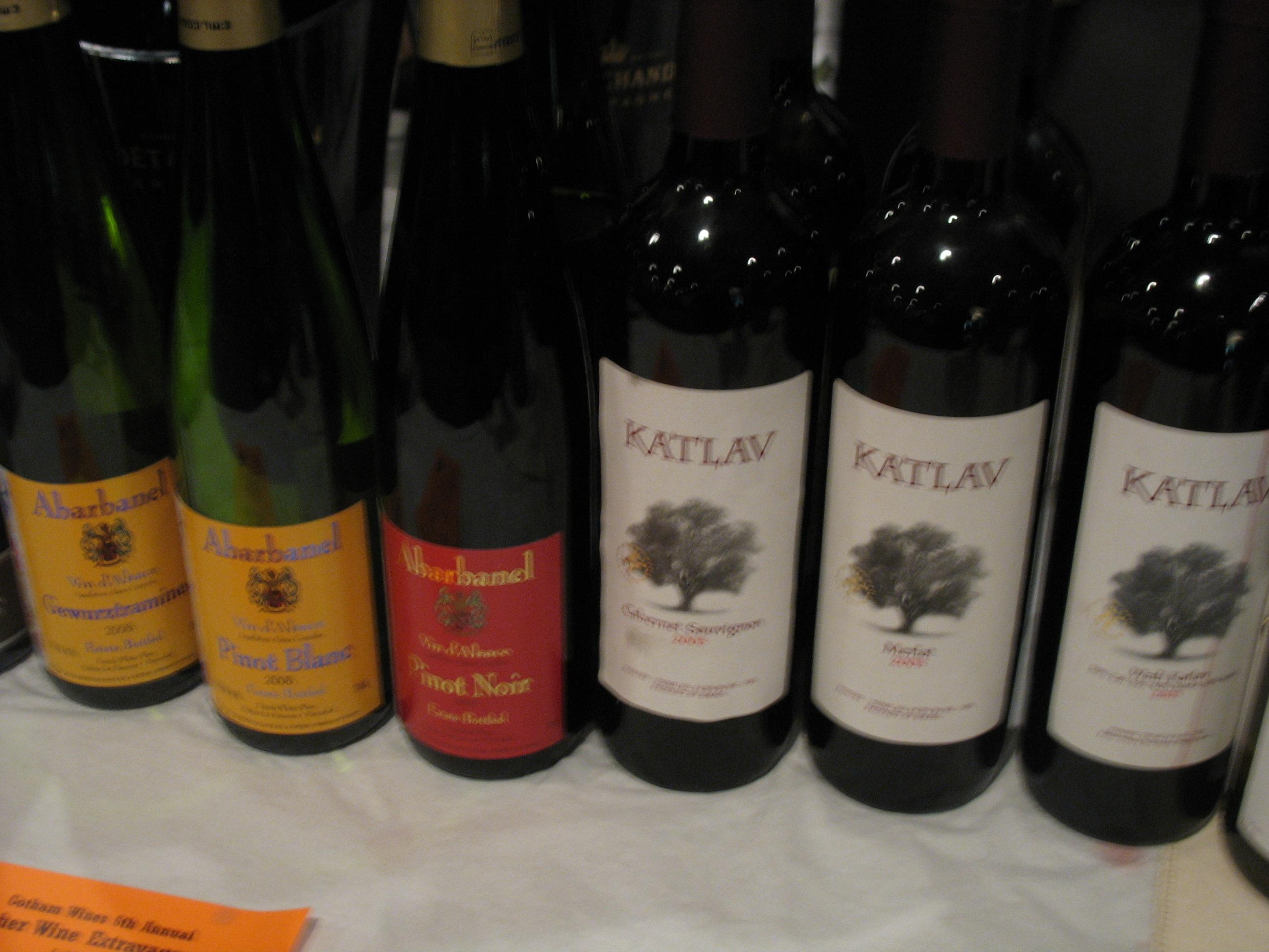 Abarbanel & Katlav Wines