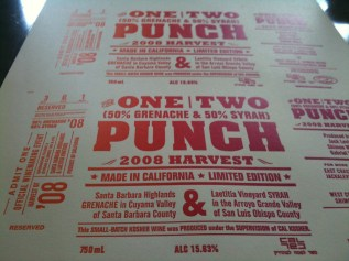 One | Two Punch