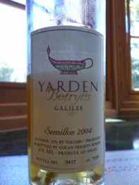 2004 Yarden Noble Botrytis Semillon