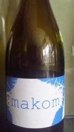 2012 Makom Grenache Blanc