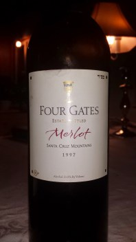 1997 Four Gates Merlot