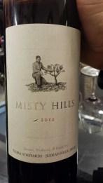 2012 Tzora Misty Hills
