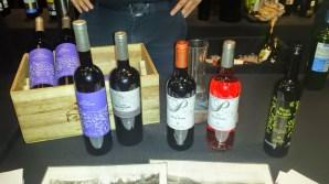 Capcanes Table at KFWE LA