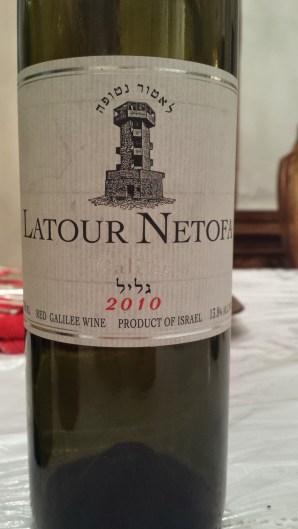 2010 Latour Netofa Red