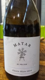 2014 Matar Chenin Blanc