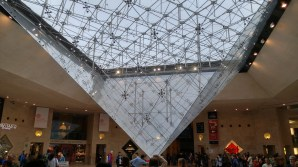 The Louvre inverted Pyramid