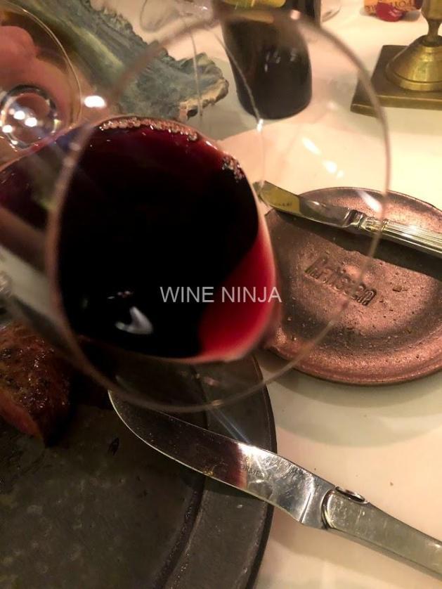飲んだワイン シャトー・レオヴィル・ポワフェレ2013 7点