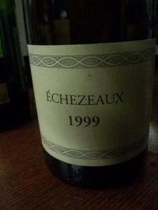 Domaine Phillipe Charlopin-Parizot, Vosne-Romanee Echezeaux Grand Cru 1999 #1