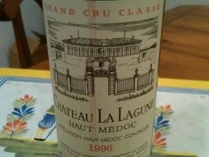 La Lagune 1996 - First