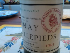 Marquis D'Angerville Volnay Taillpeids 1995 #1