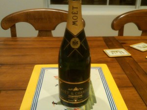 Moet Chandon Demi-Sec NV