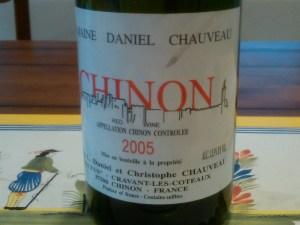Chinon 2005