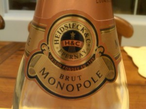 Heidsieck Rose Top NV #2