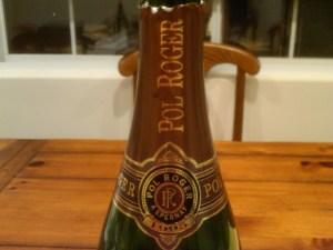 Pol Roger Rose 1995 #2