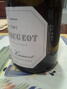 Meo Vougeot 2007