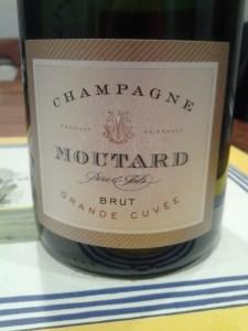 Moutard Brut Grande Cuvee NV #1