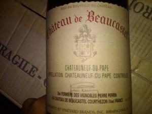 Beaucastel 1998
