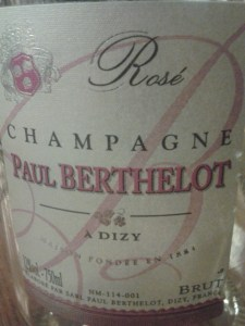 Berthelot Rose NV