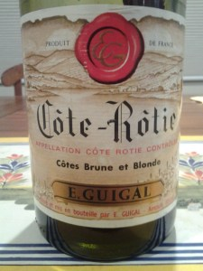 Guigal Cote Rotie Brune et Blonde