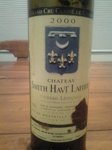 Smith Haut Lafitte 2000 #1