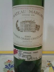 Margaux 1989
