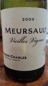 Buisson Charles Meursault VV