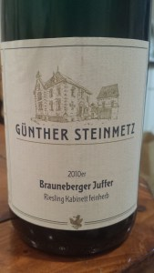 Gunter Steinmetz 2010