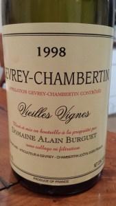 Burguet Favorites 1998 #2