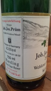 J.J. Prum Kabinett 2001 #1