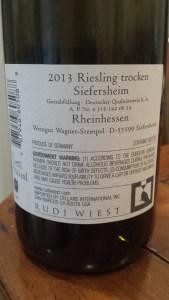Wagner Stempel Vom Porphyr 2013 #1