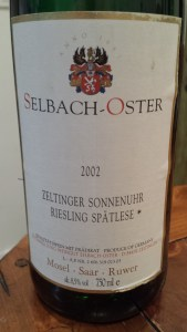 Selbach Oster 2002
