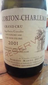 Delarche CC Reserve 2001