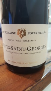 Forey Nuits 2010