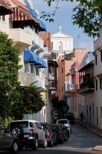 alley in old san juan